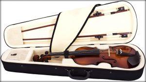 violin para zurdos