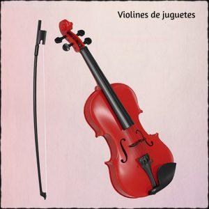 violin de juguete barato