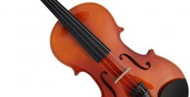 violin de zurdos