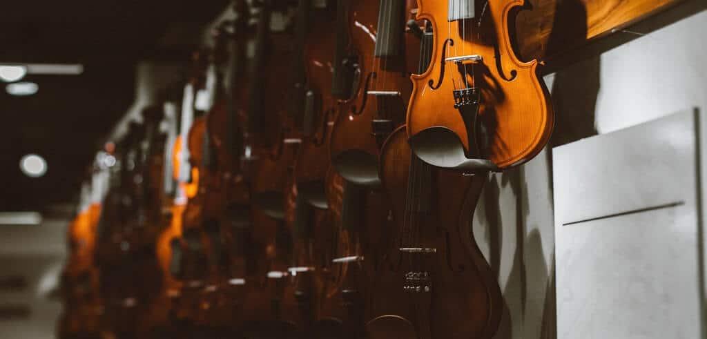 com saber si un violin es bueno
