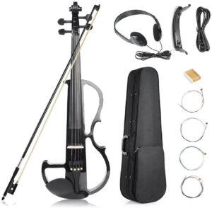 violín eléctrico vangoa