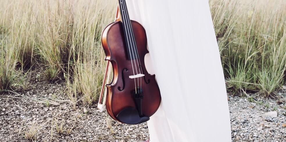 como saber si un violin es bueno