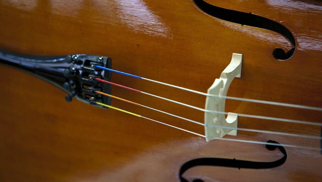 como poner cuerdas de violin