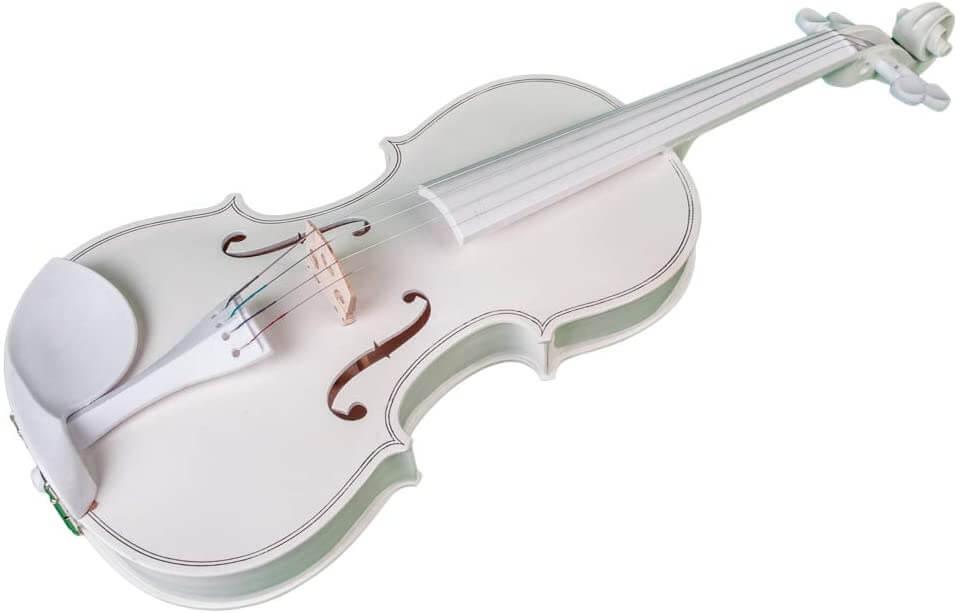 violines blancos baratos