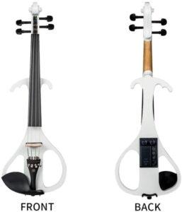 violines blancos